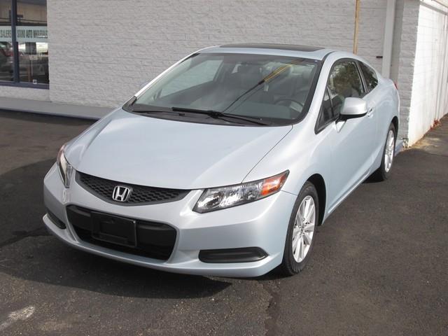 2012 Honda Civic EX photo