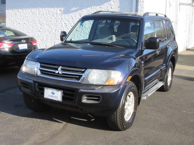 2002 Mitsubishi Montero XLS