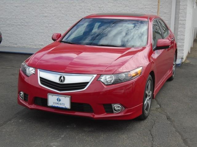 2012 Acura TSX Base w/Special