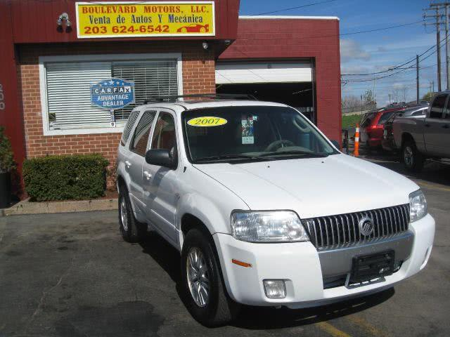 Used 2007 Mercury Mariner in New Haven, Connecticut | Boulevard Motors LLC. New Haven, Connecticut