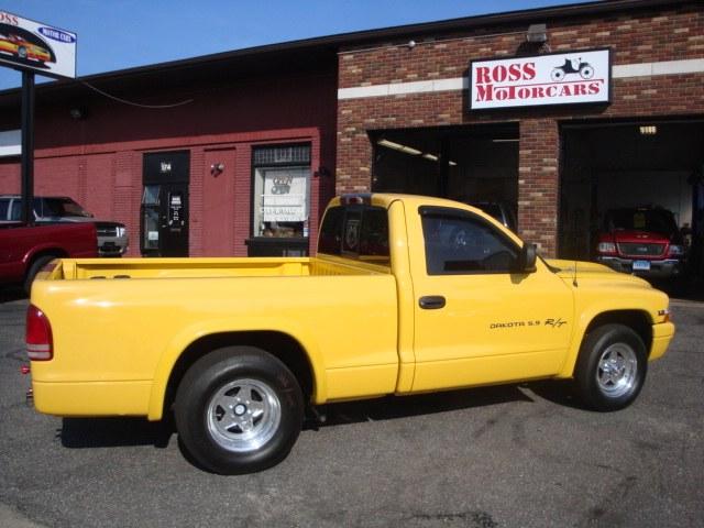 "Used Dodge Dakota Reg Cab 112"" WB Sport 1999 | Ross Motorcars. Torrington, Connecticut"