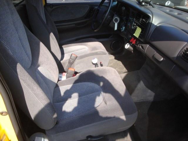 1999 Dodge Dakota Reg Cab 112