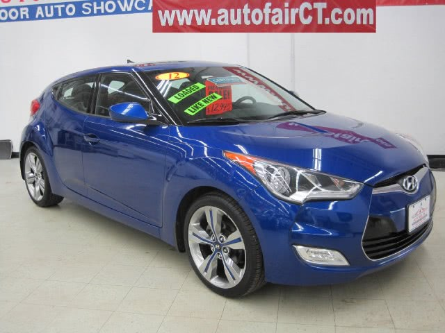 Used 2012 Hyundai Veloster in West Haven, Connecticut