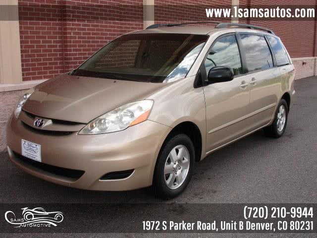 Used 2006 Toyota Sienna in Denver, Colorado | Sam's Automotive. Denver, Colorado
