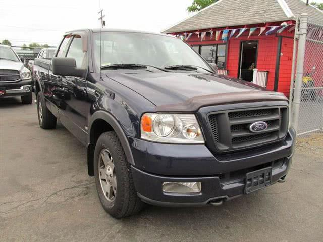 Used Ford F-150 Lariat 4dr SuperCab 4WD Styleside 5.5 ft. SB 2004 | Mass Auto Exchange. Framingham, Massachusetts