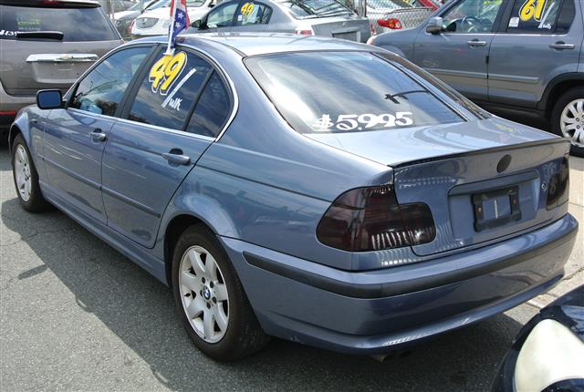 2002 BMW 3 Series 325i 4dr Sdn RWD, available for sale in Bronx, New York   New York Motors Group Solutions LLC. Bronx, New York