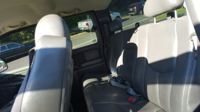 2004 Chevrolet Silverado 1500 Ext Cab 143.5