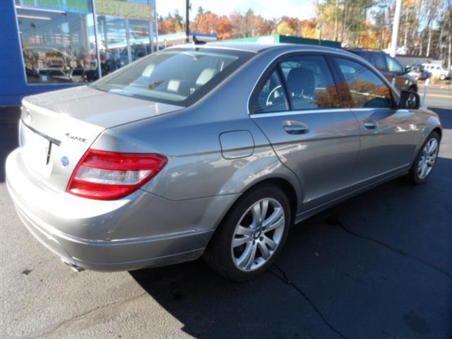 2008 Mercedes-benz C-class C300 SPORT 4MATIC, available for sale in Manchester, New Hampshire | Second Street Auto Sales Inc. Manchester, New Hampshire