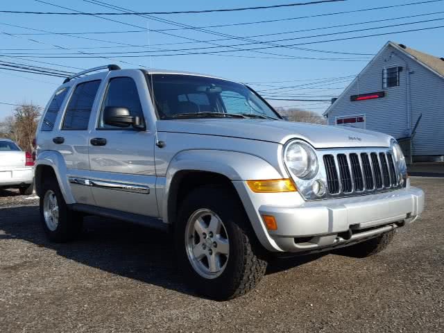Used Jeep Liberty 4dr Limited 4WD 2005 | Roe Motors Ltd. Shirley, New York