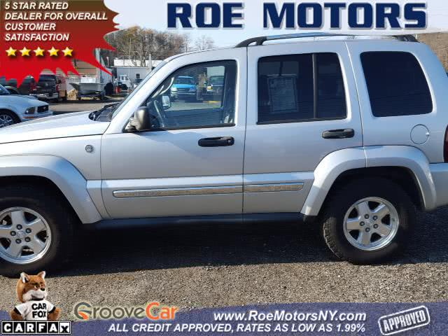 Used 2005 Jeep Liberty in Shirley, New York | Roe Motors Ltd. Shirley, New York
