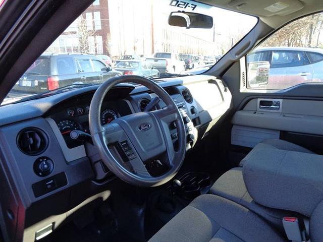 Used Ford F-150 XL 4x4 4dr SuperCab Styleside 6.5 ft. SB 2010 | Mass Auto Exchange. Framingham, Massachusetts