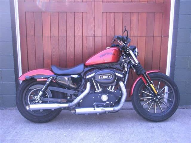 Used Harley Davidson Sportster Nightster XL883N 2013 | Village Auto Sales. Milford, Connecticut
