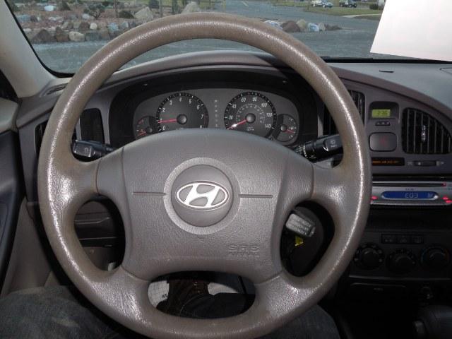 Used Hyundai Elantra 4dr Sdn GLS Auto 2004 | Wholesale Motorcars LLC. Newington, Connecticut