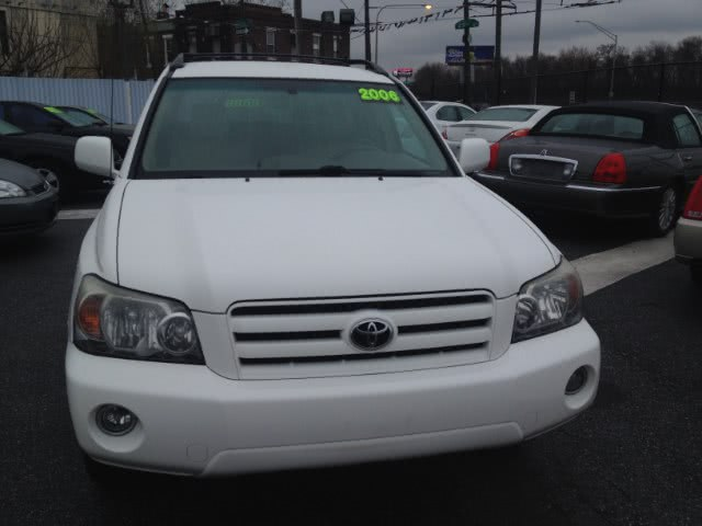 Used 2005 Toyota Highlander in Philadelphia, Pennsylvania | U.S. Rallye Ltd. Philadelphia, Pennsylvania