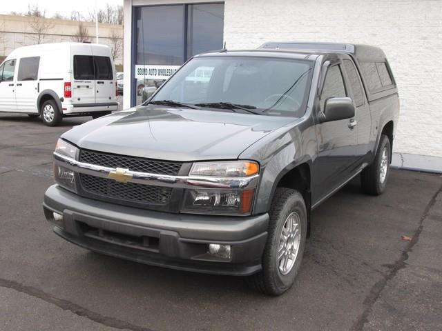 2010 Chevrolet Colorado LT photo