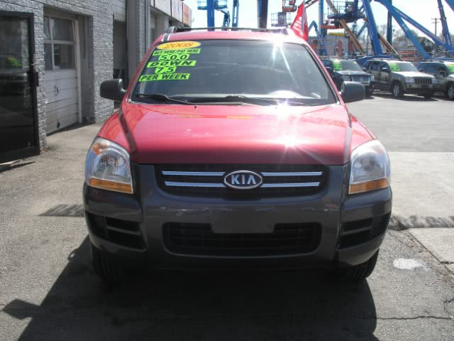Used 2008 Kia Sportage in New Haven, Connecticut | Performance Auto Sales LLC. New Haven, Connecticut
