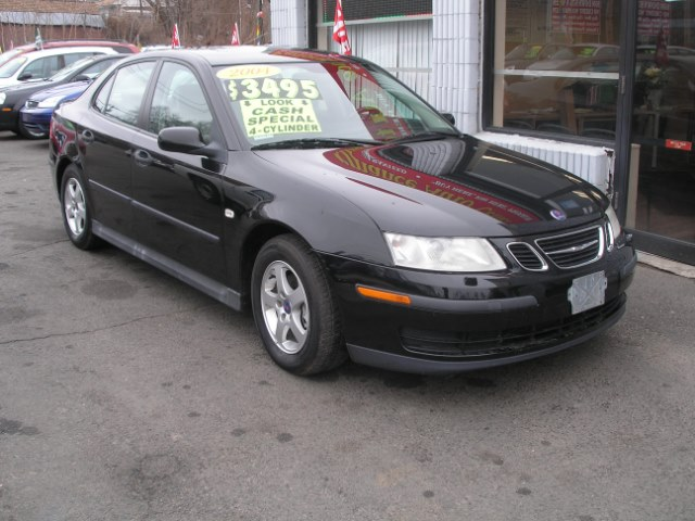 2004 Saab 9-3 4dr Sport Sdn Linear, available for sale in New Haven, Connecticut | Performance Auto Sales LLC. New Haven, Connecticut