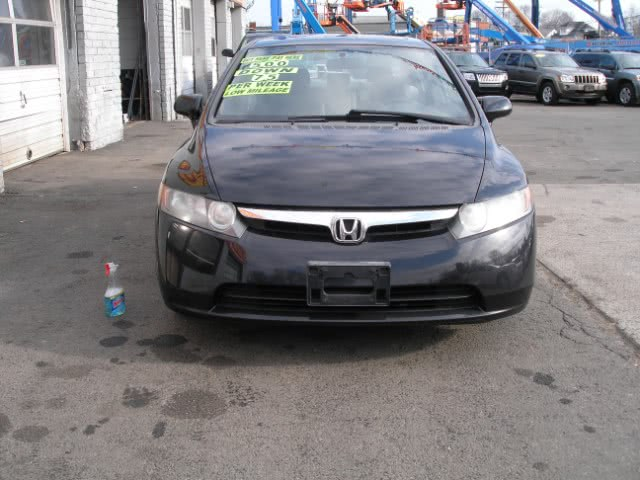 Used 2007 Honda Civic Sdn in New Haven, Connecticut | Performance Auto Sales LLC. New Haven, Connecticut