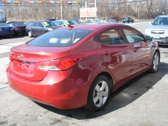 2011 Hyundai Elantra GLS M/T, available for sale in New Haven, Connecticut | Performance Auto Sales LLC. New Haven, Connecticut