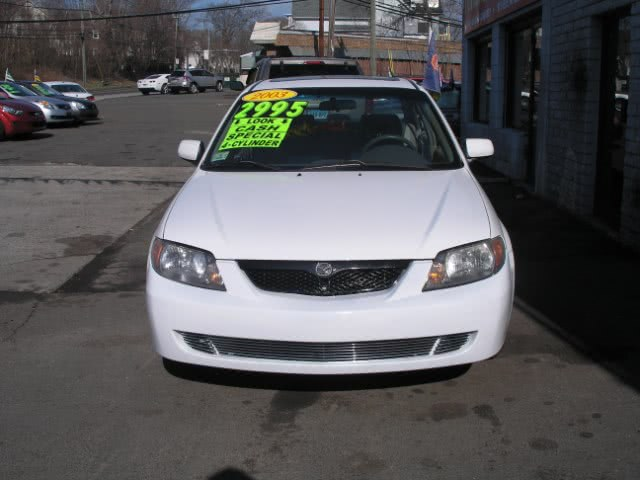 Used 2003 Mazda Protege in New Haven, Connecticut | Performance Auto Sales LLC. New Haven, Connecticut