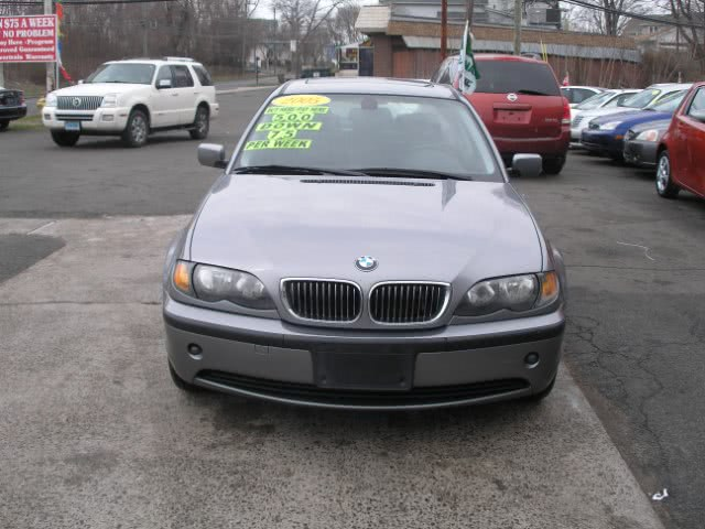 2005 BMW 3 Series 325xi 4dr Sdn AWD, available for sale in New Haven, Connecticut | Performance Auto Sales LLC. New Haven, Connecticut
