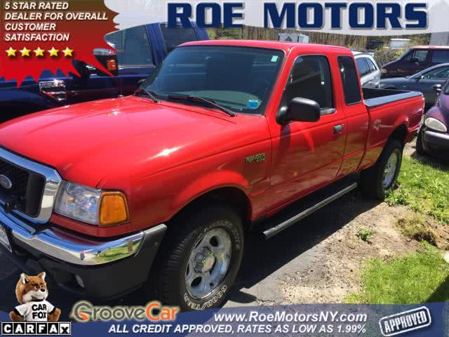 "Used Ford Ranger 2dr Supercab 126"" WB XLT 4WD 2005 