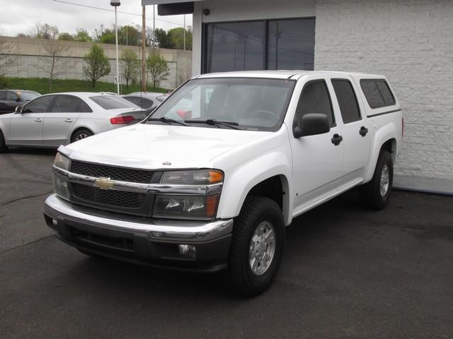 2008 Chevrolet Colorado LT photo