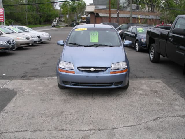 Used 2006 Chevrolet Aveo in New Haven, Connecticut | Performance Auto Sales LLC. New Haven, Connecticut