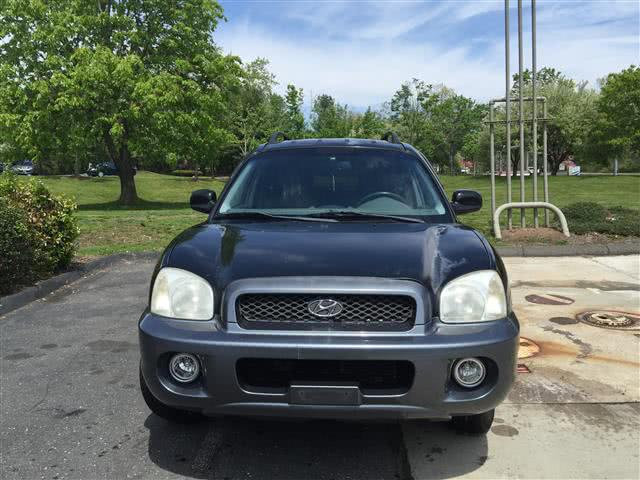 Used 2004 Hyundai Santa Fe in Vernon, Connecticut | Vernon Garage LLC. Vernon, Connecticut