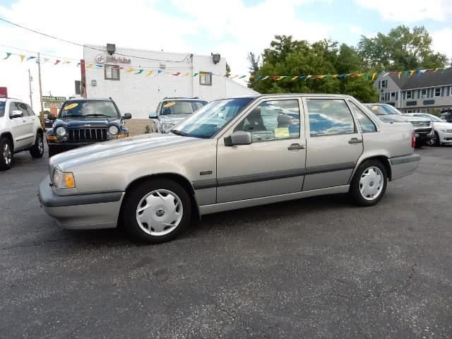 1996 Volvo 850 A 4dr Sdn Auto