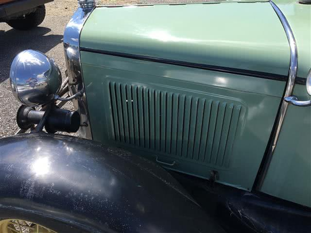 Used Ford Model A Rumble Seat Coupe 1930 | Roe Motors Ltd. Shirley, New York