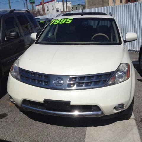 Used 2006 Nissan Murano in Philadelphia, Pennsylvania | U.S. Rallye Ltd. Philadelphia, Pennsylvania