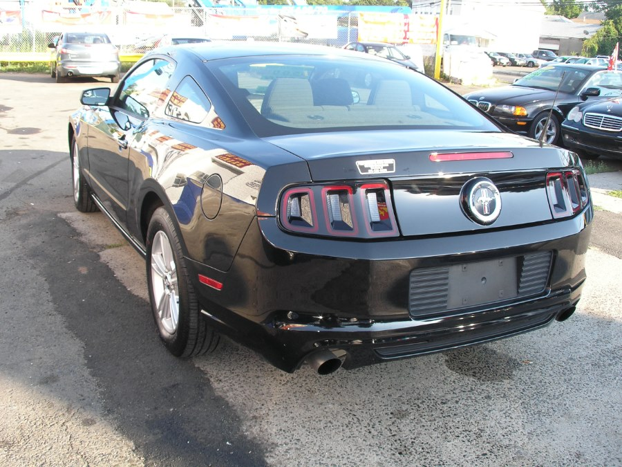 2014 Ford Mustang 2dr Cpe V6 Premium, available for sale in New Haven, Connecticut | Performance Auto Sales LLC. New Haven, Connecticut
