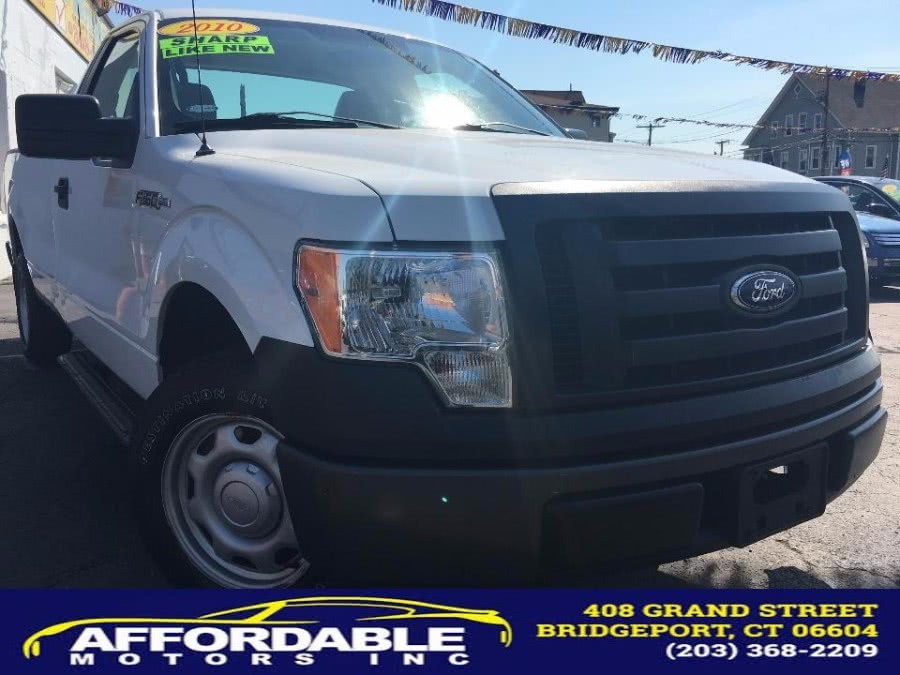 Used Ford F-150 Pick Up Truck 2010 | Affordable Motors Inc. Bridgeport, Connecticut