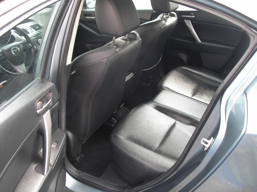 2012 Mazda Mazda3 4dr Sdn Auto i Grand Touring, available for sale in New Haven, Connecticut | Performance Auto Sales LLC. New Haven, Connecticut