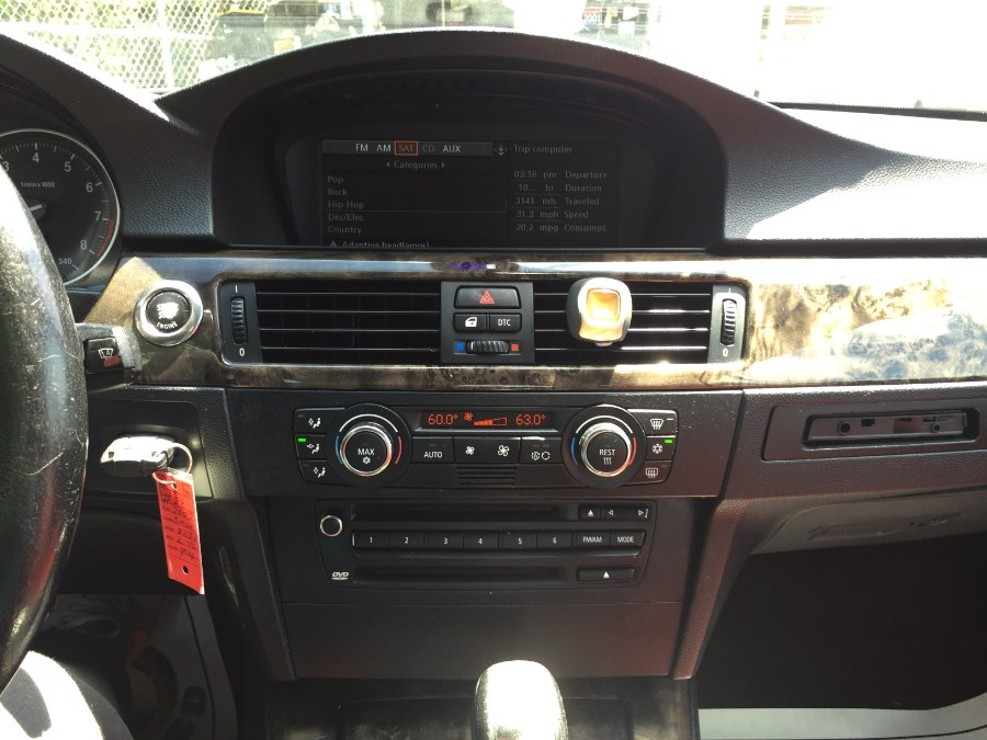 2007 BMW 3 Series 2dr Conv 335i, available for sale in Brooklyn, New York | Atlantic Used Car Sales. Brooklyn, New York