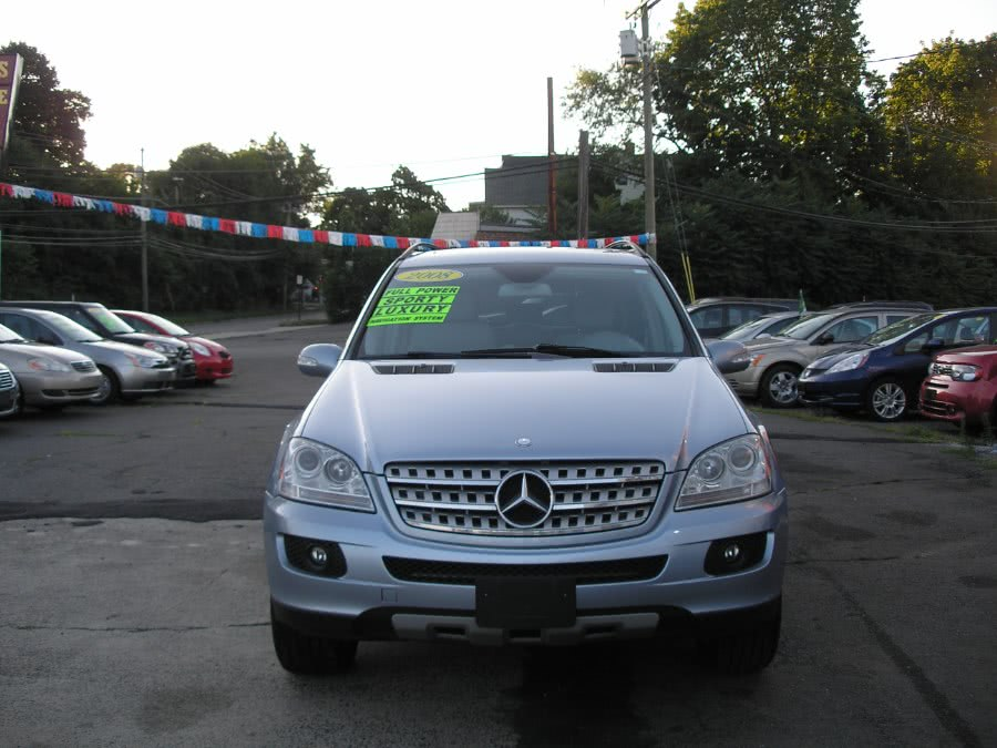 Used 2008 Mercedes-Benz M-Class in New Haven, Connecticut | Performance Auto Sales LLC. New Haven, Connecticut