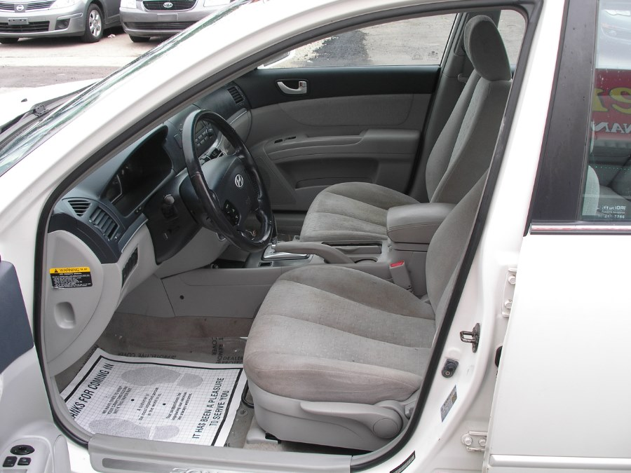 2006 Hyundai Sonata 4dr Sdn GLS I4 Auto, available for sale in New Haven, Connecticut | Performance Auto Sales LLC. New Haven, Connecticut