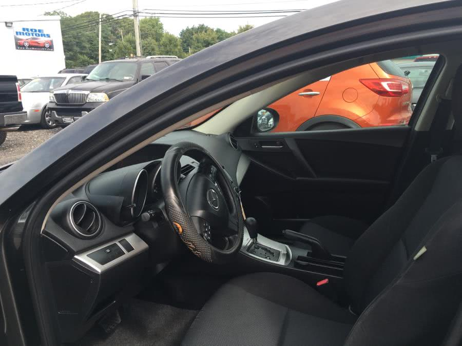 2011 Mazda Mazda3 4dr Sdn Auto i Touring, available for sale in Shirley, New York | Roe Motors Ltd. Shirley, New York