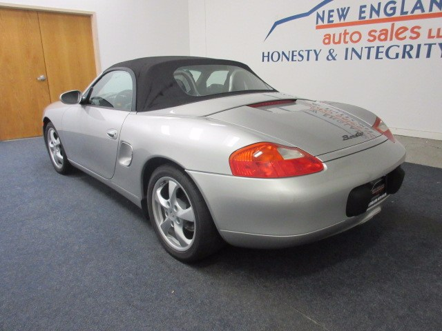 2002 Porsche Boxster 2dr Roadster 5-Spd Manual, available for sale in Plainville, Connecticut   New England Auto Sales LLC. Plainville, Connecticut