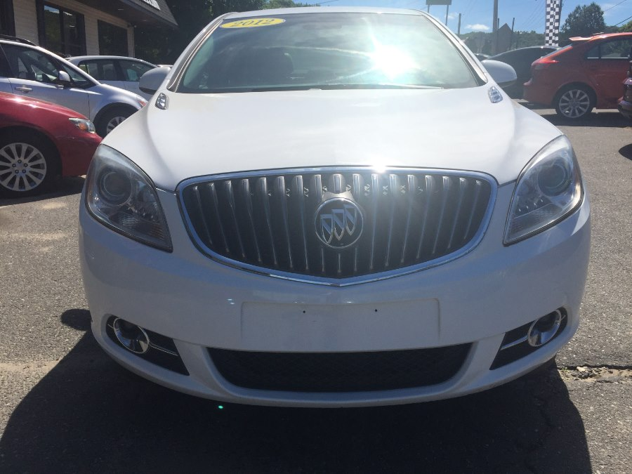 2012 Buick Verano 4dr Sdn, available for sale in Waterbury, Connecticut | Tony's Auto Sales. Waterbury, Connecticut