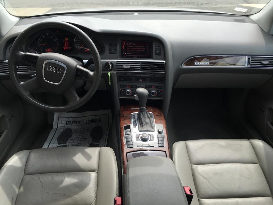 2005 Audi A6 4dr Sdn 3.2L quattro Auto, available for sale in Bridgeport, Connecticut | Madison Auto II. Bridgeport, Connecticut