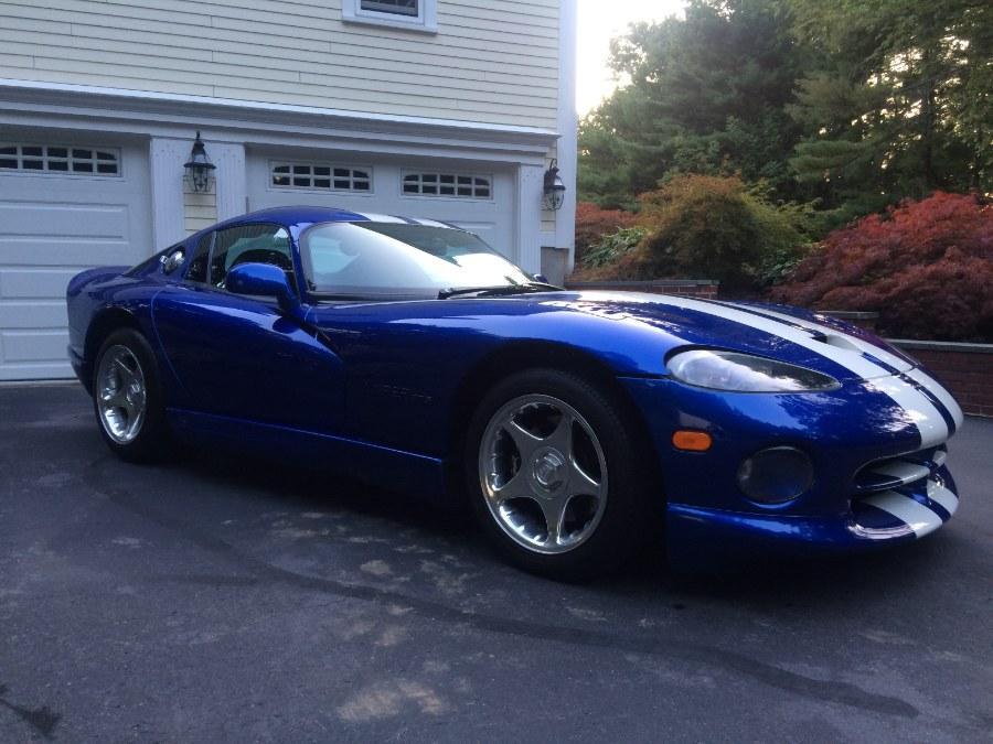 1996 Dodge Viper 2dr GTS Coupe, available for sale in Charlton, Massachusetts | Gary Jackson Motors. Charlton, Massachusetts
