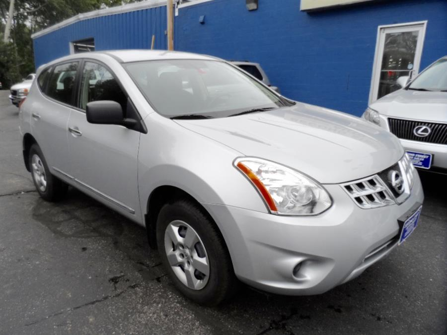 2013 Nissan Rogue S, available for sale in Manchester, New Hampshire | Second Street Auto Sales Inc. Manchester, New Hampshire