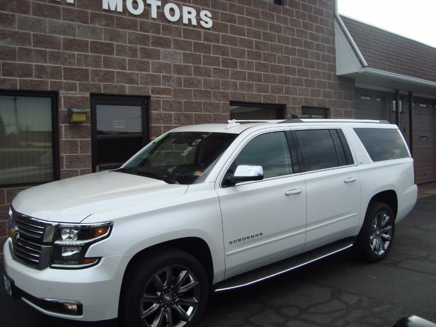 Used 2016 Chevrolet Suburban in Bridgeport, Connecticut | Airway Motors. Bridgeport, Connecticut