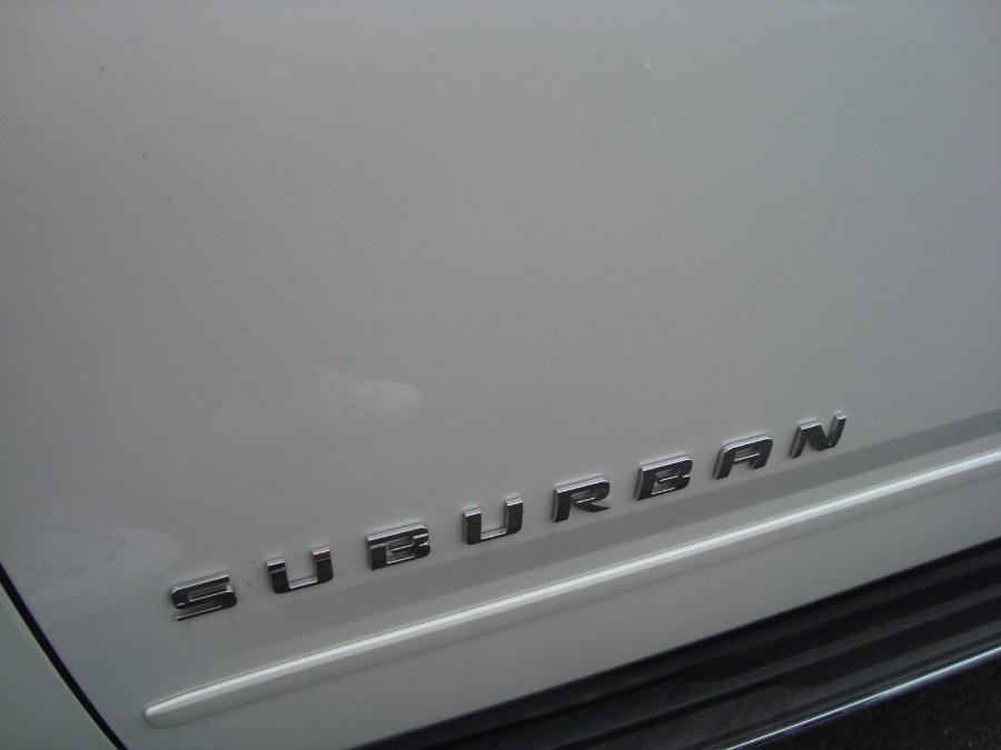 2016 Chevrolet Suburban 4WD 4dr 1500 LTZ, available for sale in Bridgeport, Connecticut | Airway Motors. Bridgeport, Connecticut