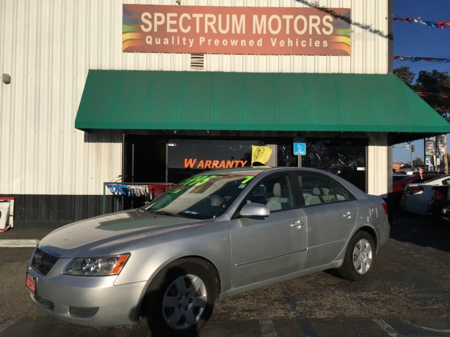 Used 2007 Hyundai Sonata in Corona, California | Spectrum Motors. Corona, California