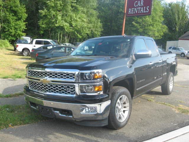 Used 2014 Chevrolet Silverado 1500 in Ridgefield, Connecticut | Marty Motors Inc. Ridgefield, Connecticut