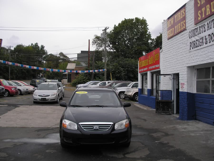 Used 2008 Kia Spectra in New Haven, Connecticut | Performance Auto Sales LLC. New Haven, Connecticut