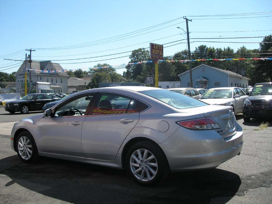 2012 Mazda Mazda6 4dr Sdn Auto i Touring, available for sale in New Haven, Connecticut | Performance Auto Sales LLC. New Haven, Connecticut